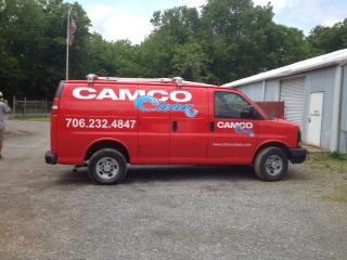 Fleet or Vehicle Graphics